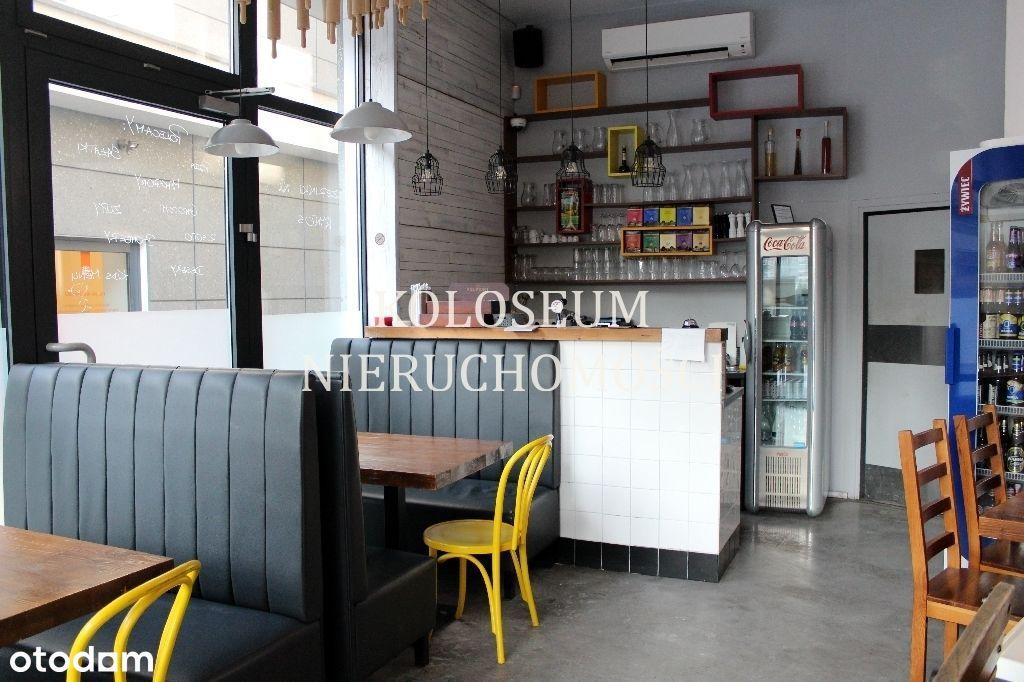Atrakcyjny lokal gastronomiczny 77m2 Ruczaj