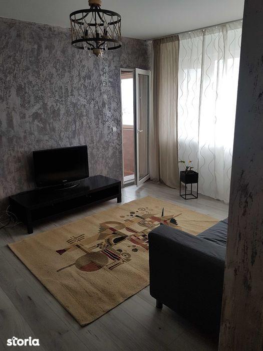 Ap 2 camere, Zona Bucurestii Noi, Metrou Parc Bazilescu, renovat