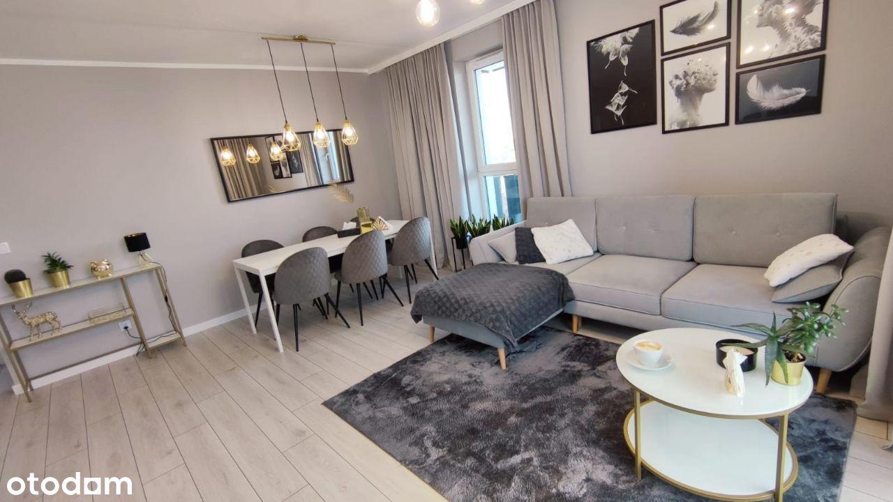 Luksusowy 3-pok apartament z widokiem na stocznię