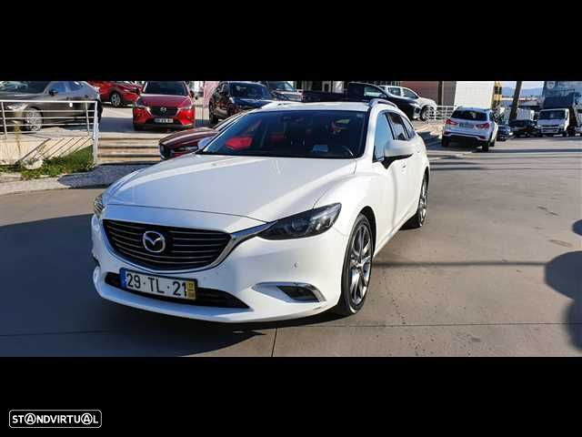 Mazda 6 M6 SW 2.2 SKY-D Excellence P.Leather+Cruise Pack+TAE+Navi - 1