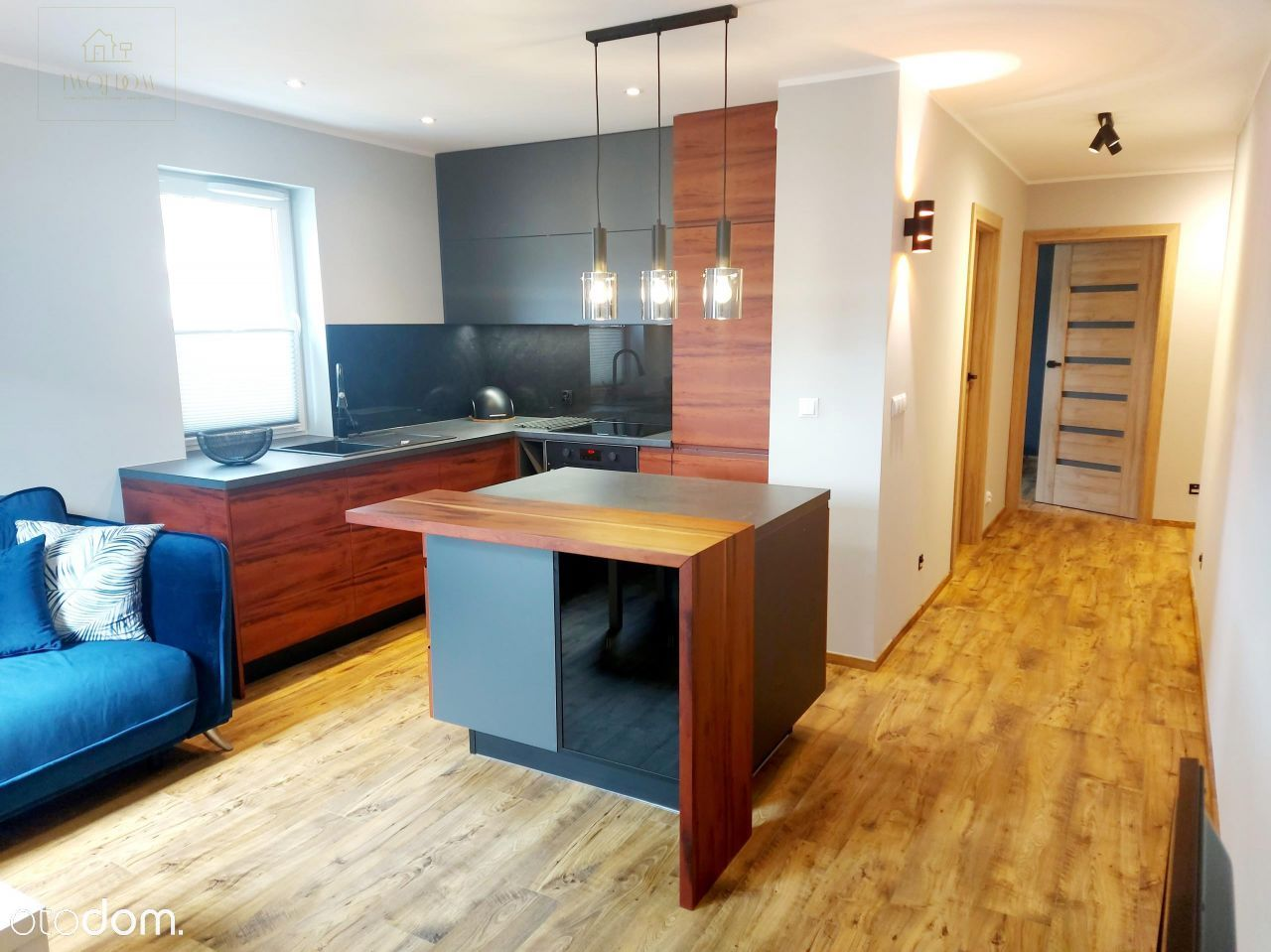 Słoneczny apartament na nowym osiedlu 3pokoje,50m2