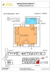 Mieszkanie nr 47 (Budynek A) SPRZEDANE