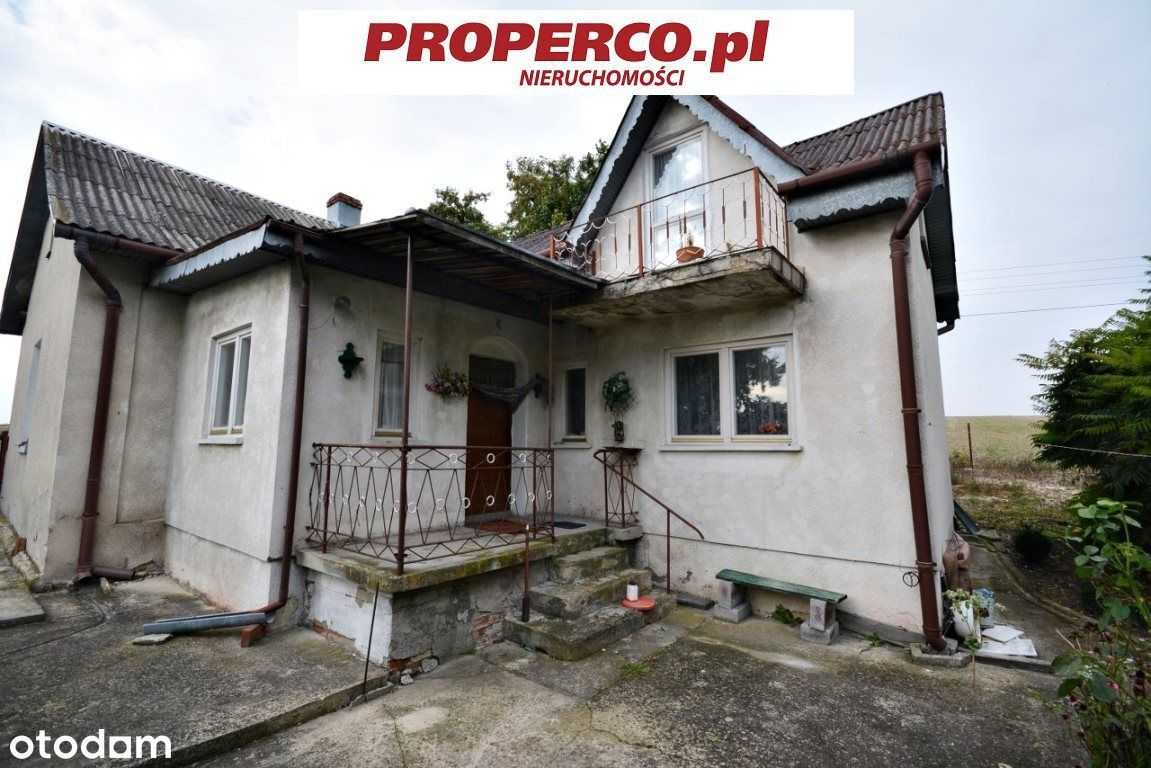 Dom, pow. 90 m2, Zielonki, gm. Sędziszów