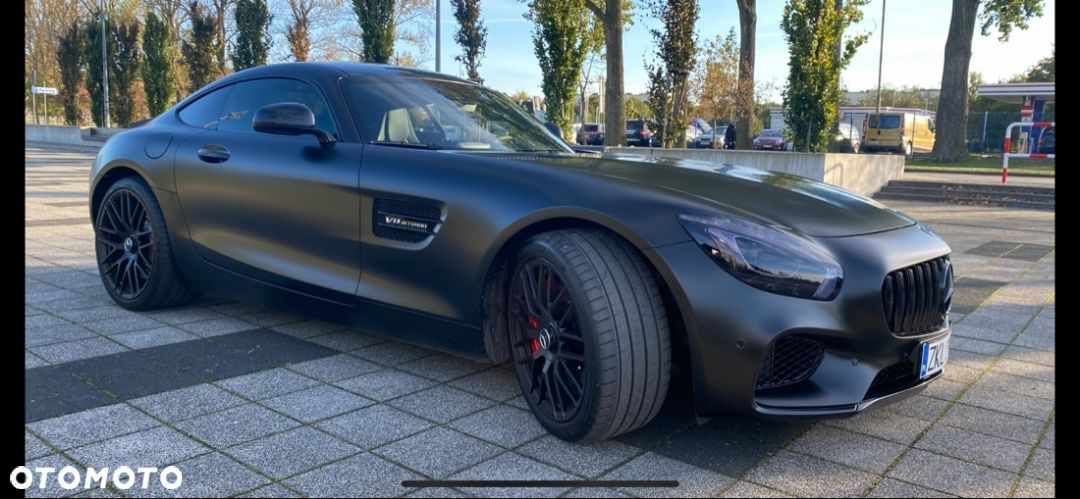 Mercedes-Benz AMG GT Mercedes Amg GTS Coupe Europa bezwypadkowy - 22