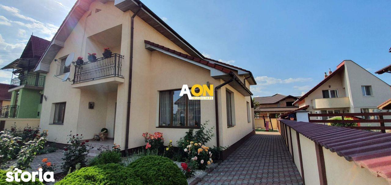 Casa noua,individuala,zona Alba Micesti