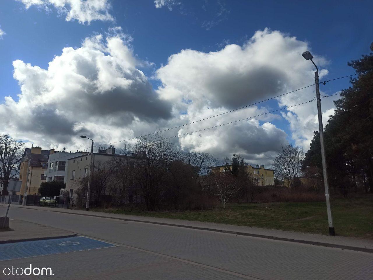 Działka w centrum Rumi ul. Radziwiczówny