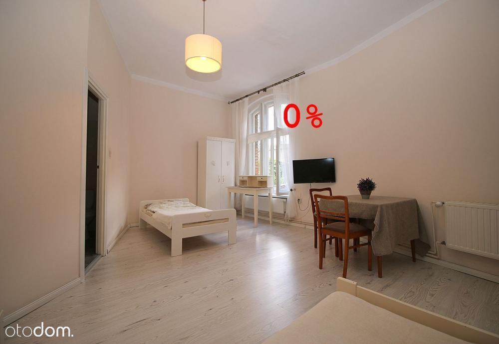 0% Okazja! Dworcowa ładne 2-pokojowe 72 m2