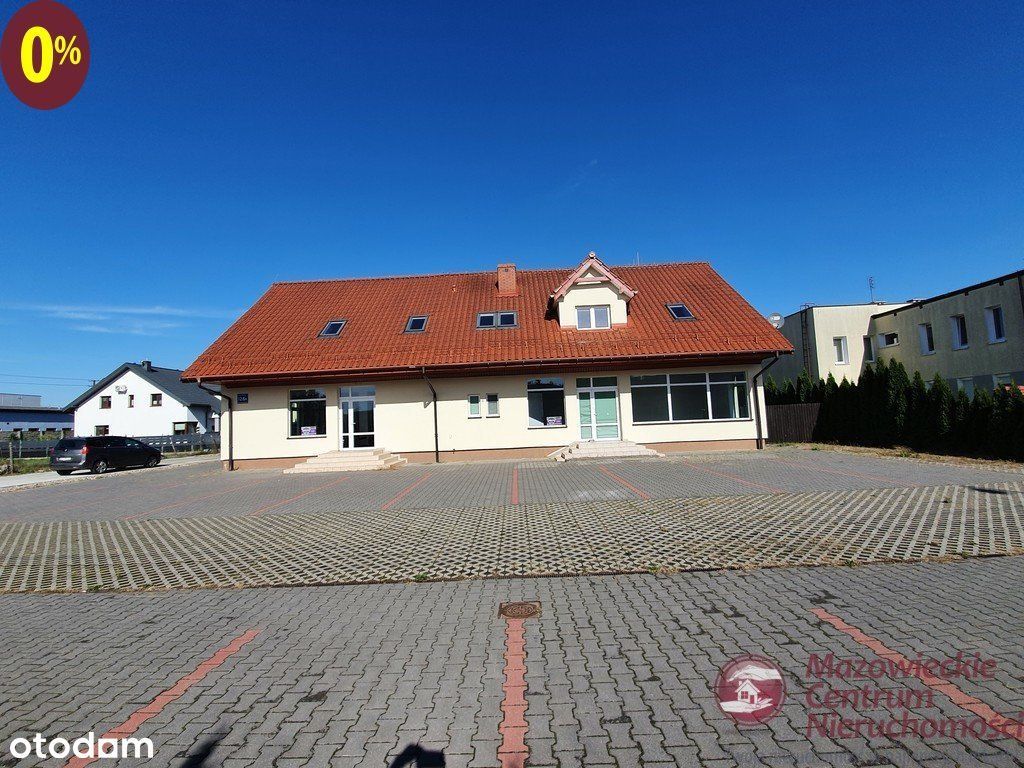 Budynek Usługowo-Mieszkalny W Super Lokalizacji !