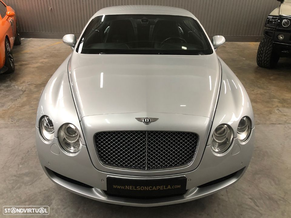 Bentley Continental GT 6.0L W12 - 12