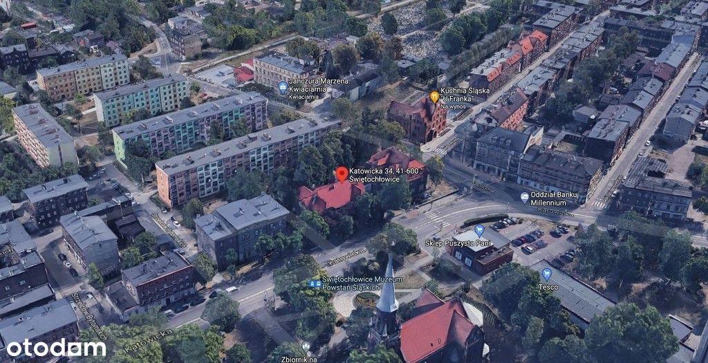 Lokal użytkowy, 284,28 m², Świętochłowice