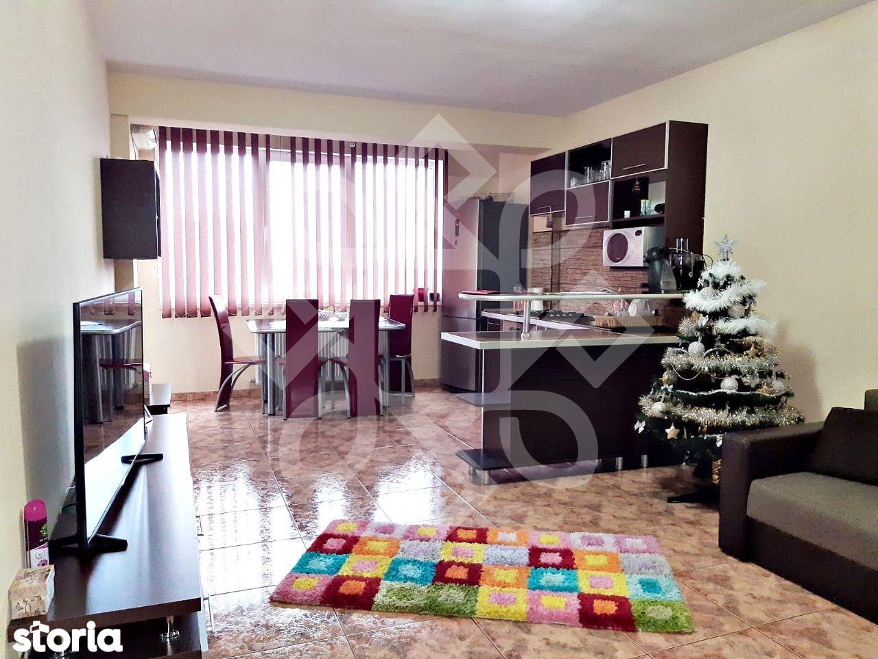 Apartament trei camere de vanzare, Prima Nufarul, Oradea