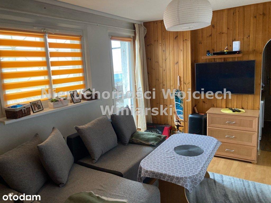 Mieszkanie, 35,16 m², Szczecin