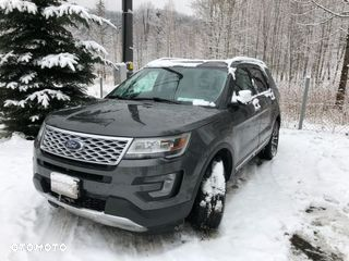 Ford Explorer Platinium Ford Explorer 2016 370 KM 3.5 L V6 Eco Boost.