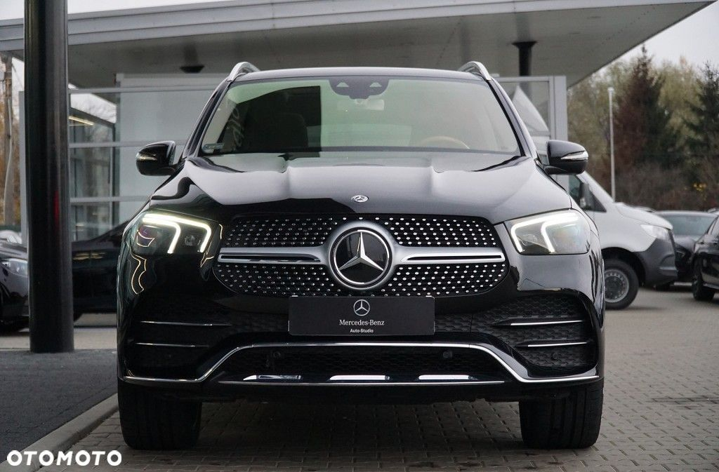 Mercedes-Benz GLE 450 4M AMG Off-Road PanoDach Ambient Burmester LED - 9