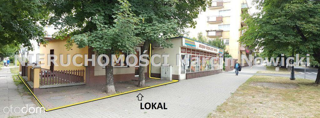 Lokal użytkowy, 48 m², Kutno