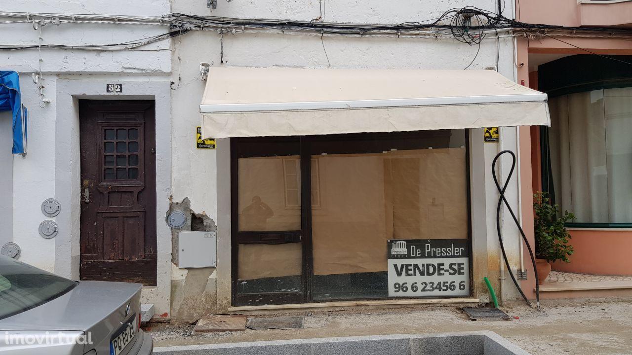 Loja com 76 m2 em Montemor-o-Novo para venda ou arrendamento