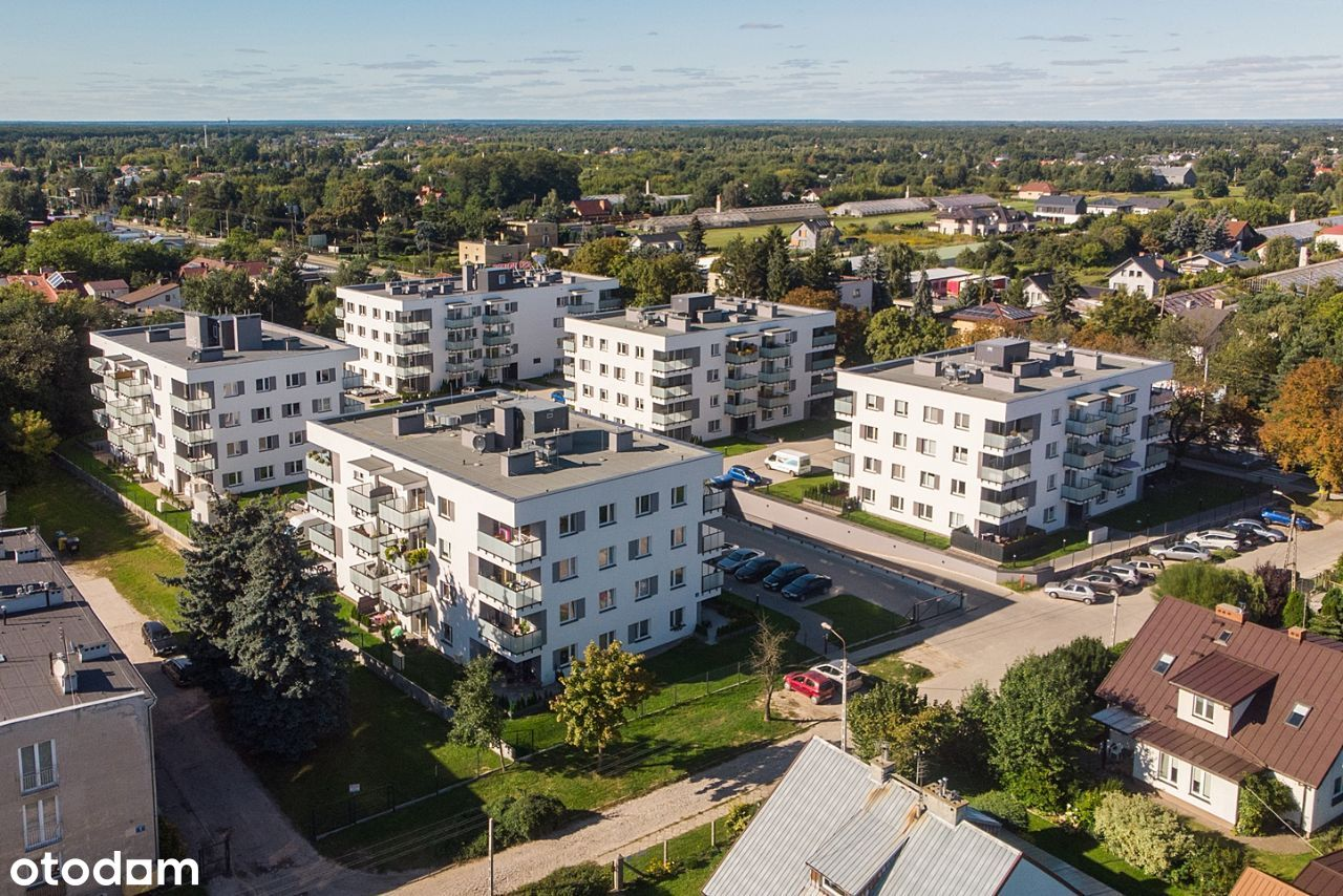 Unikatowe 4 pokojowe mieszkanie Jabłonna