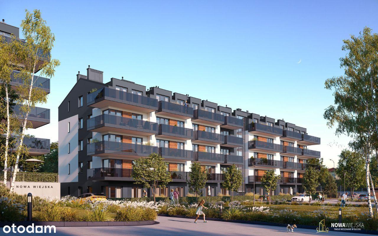 Nowa Wiejska- nowoczesne mieszkania w Olecku