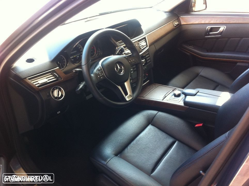 Mercedes-Benz E 250 CDi Avantgarde BE Auto. - 14
