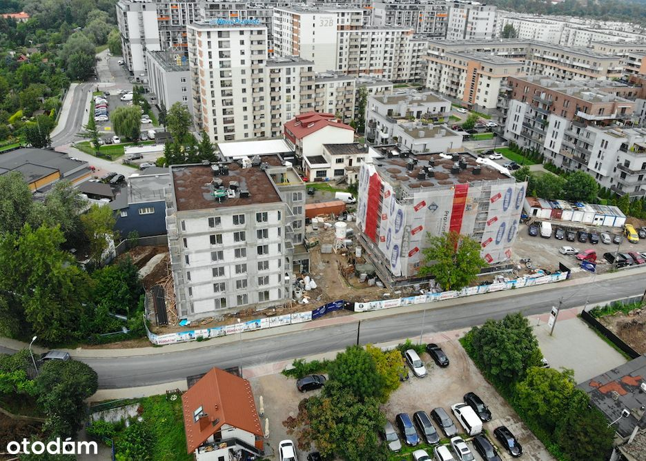 Mieszkanie ostatnie piętro z widokiem na miasto