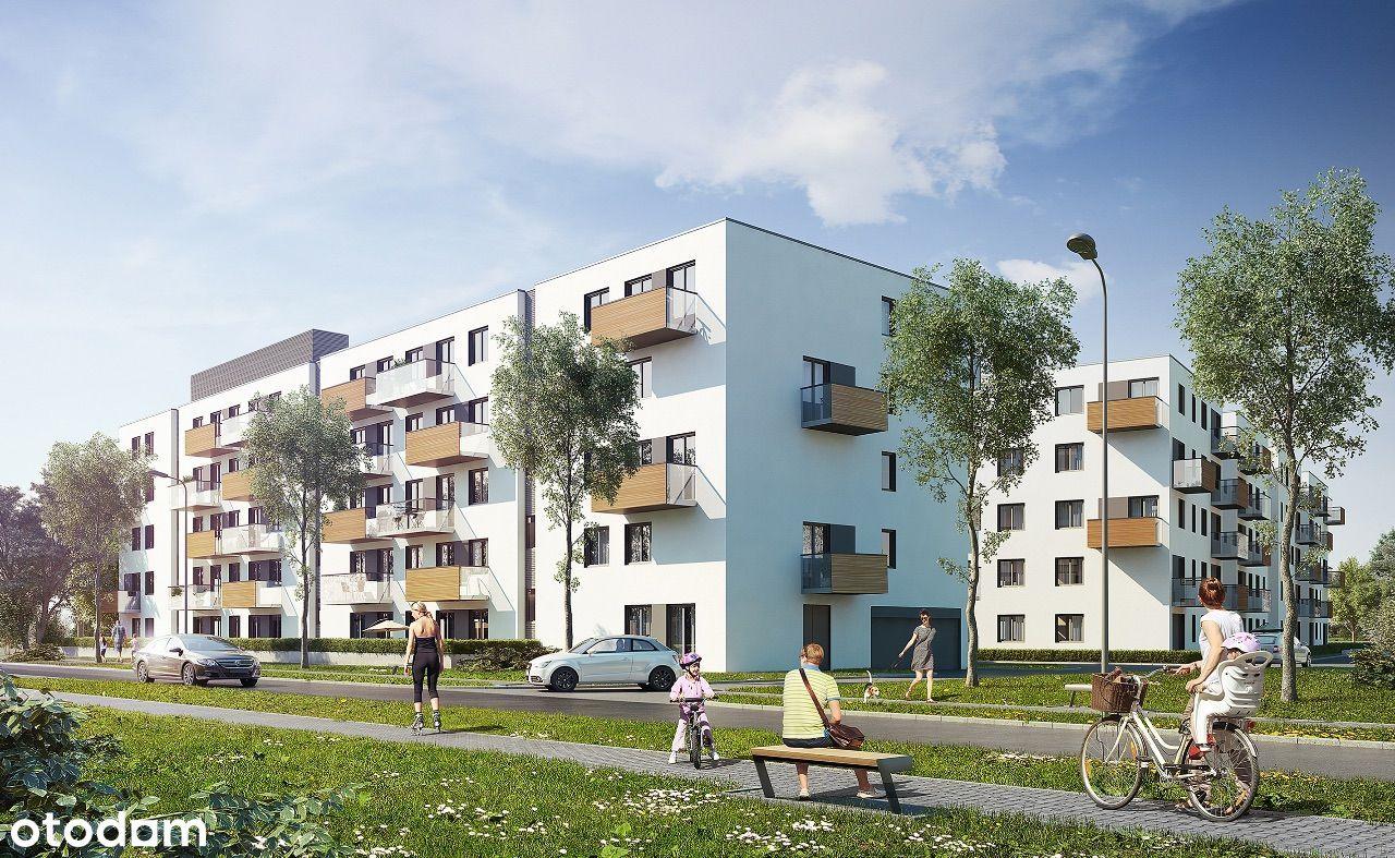 Nowe mieszkania KARPIA 22 - II etap