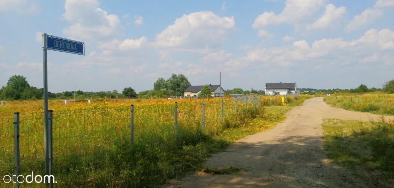 Działka pod dom 3 km od Gumieniec.