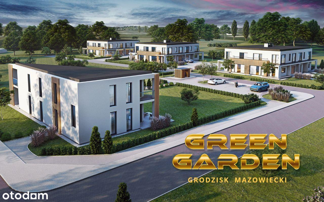 """""""Green Garden"""" - nowoczesna i kameralna inwestycja"""