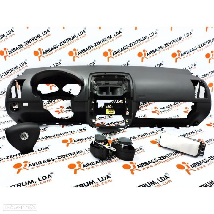 Kit Airbags Volkswagen Polo, 2005–2009 - 3