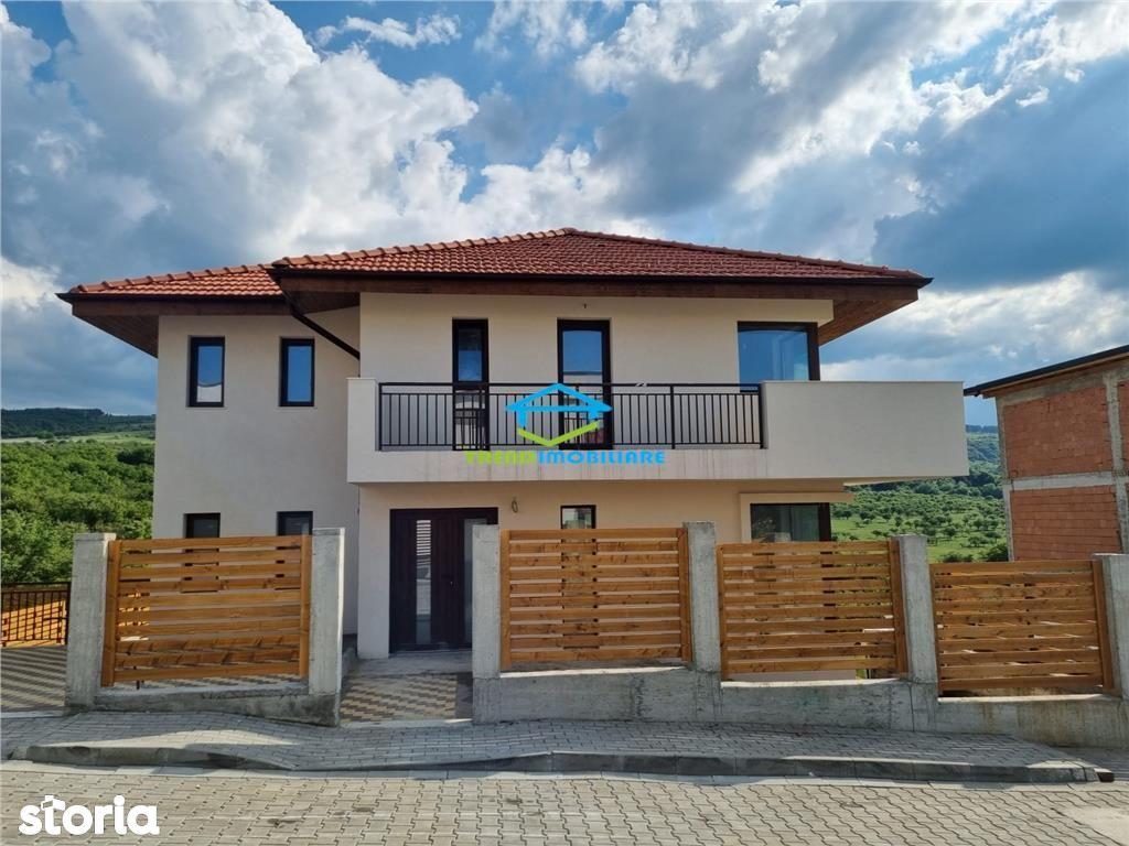 Casa individuala cu 530mp teren si 190 mp utili - Borhanci