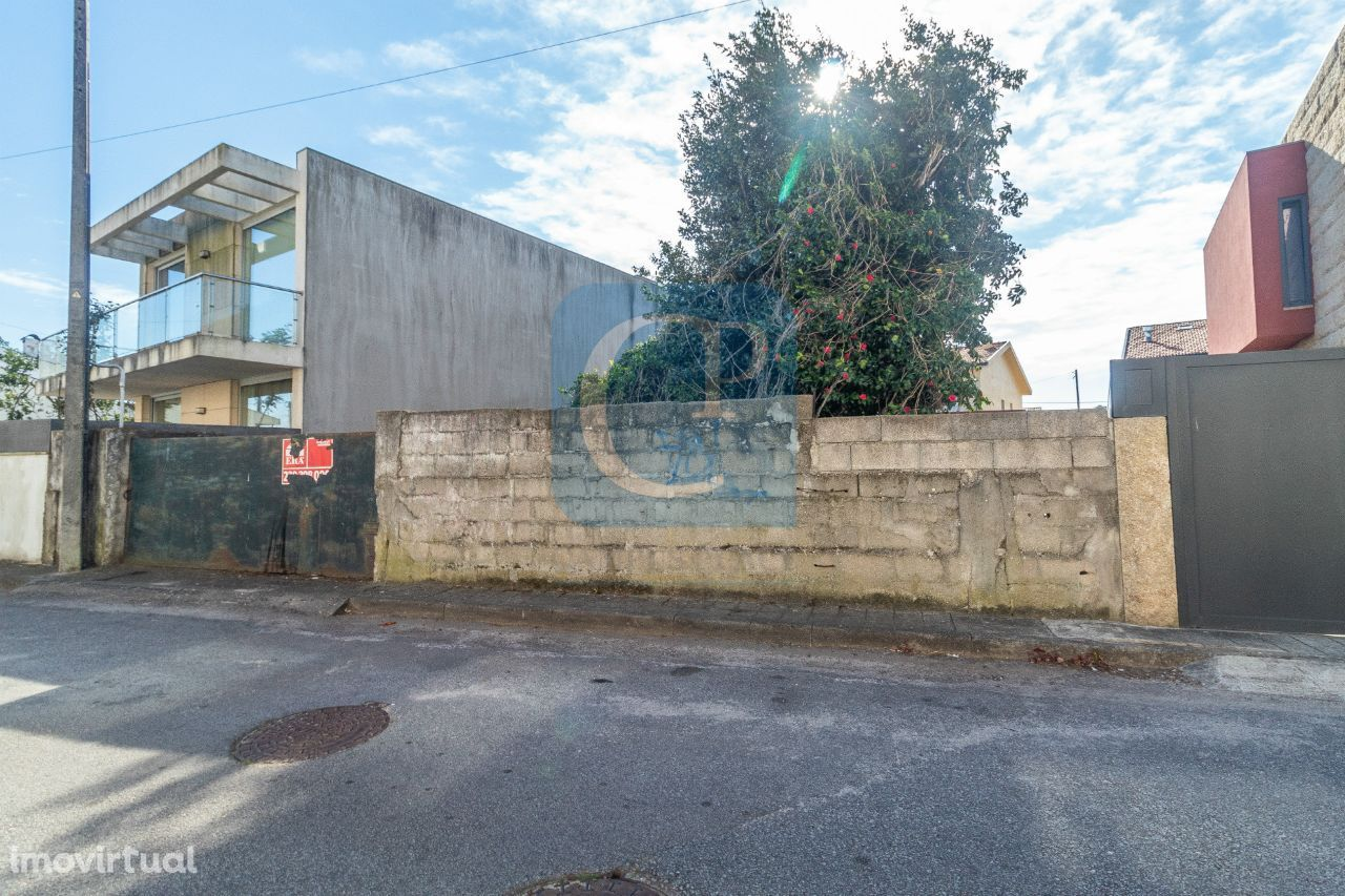 Terreno para construção em Matosinhos