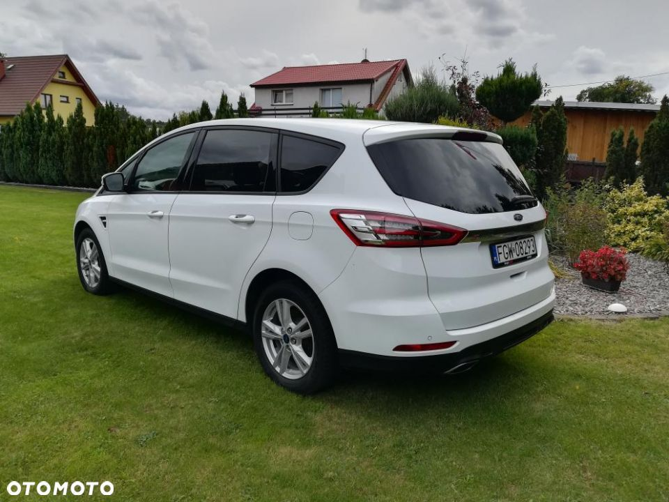 Ford S-Max 2018 Rok 180 KM AUTOMAT - 4