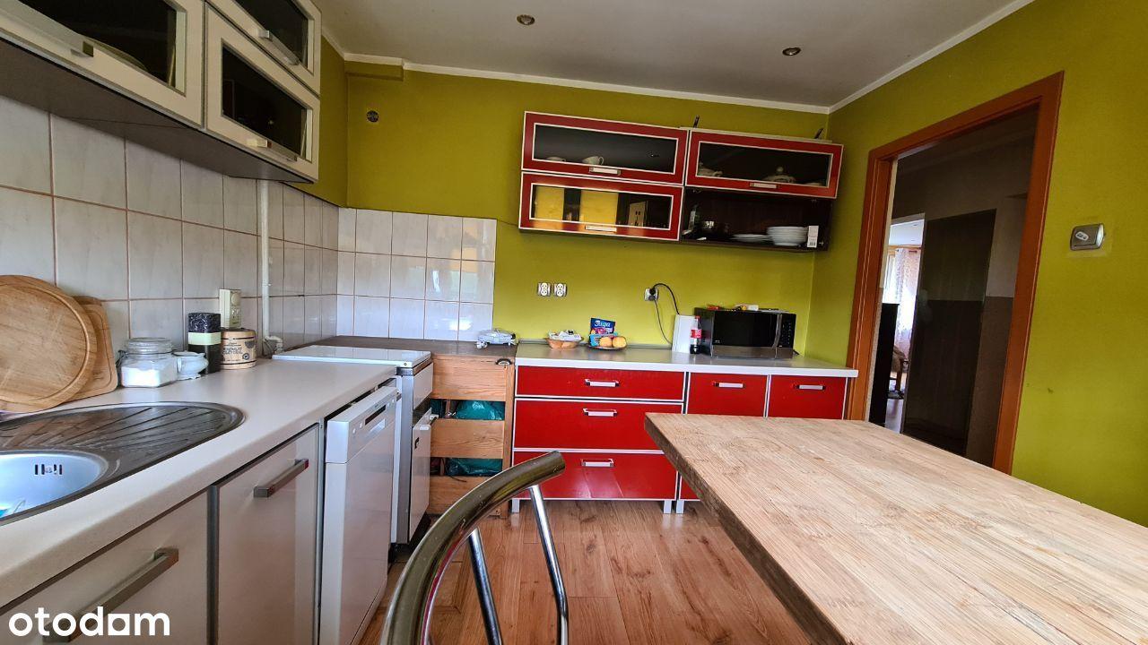 Duże mieszkanie 3 pokoje, 73,20m2, 1 piętro, garaż