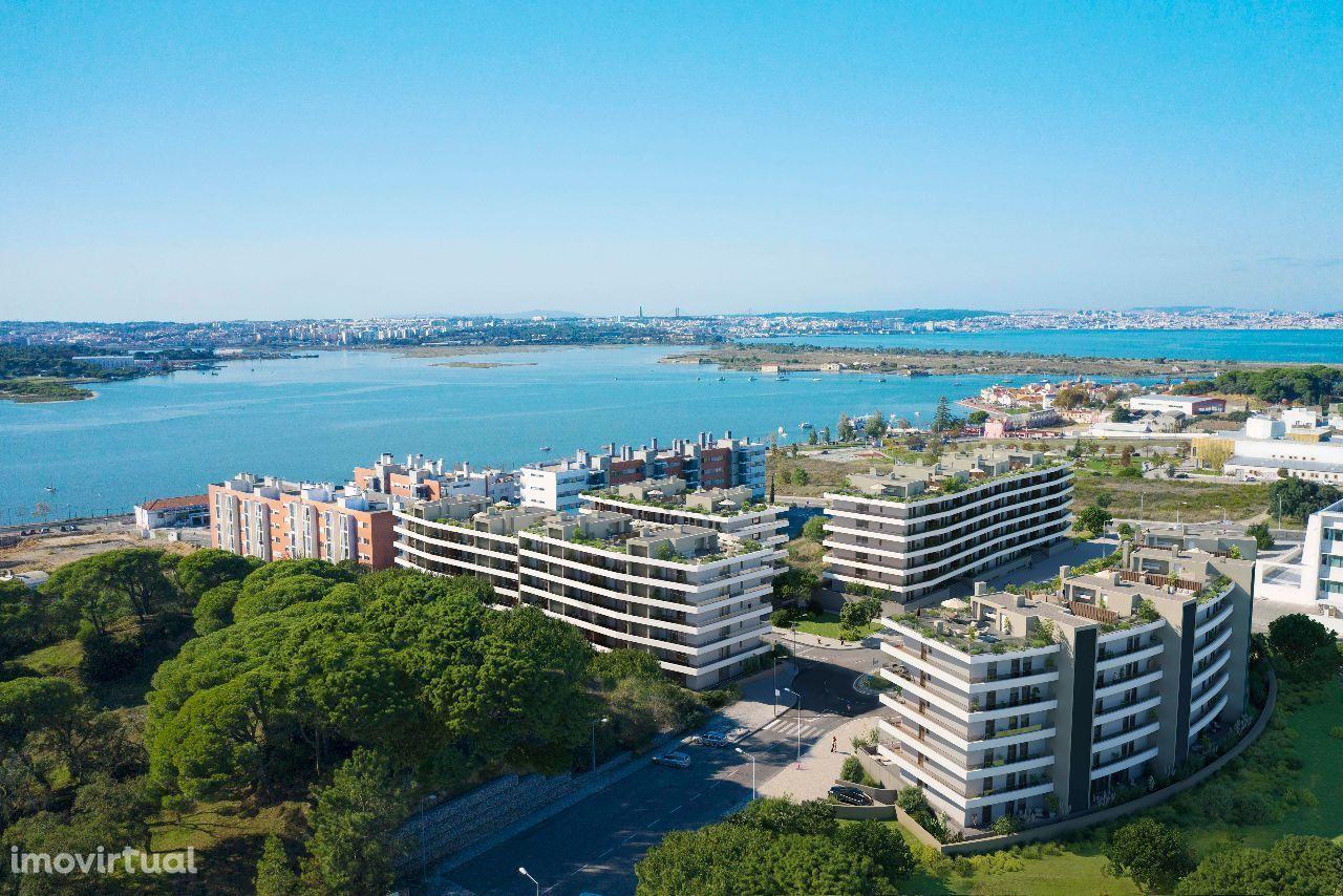Apartamento T3 | Seixal Baía, Seixal