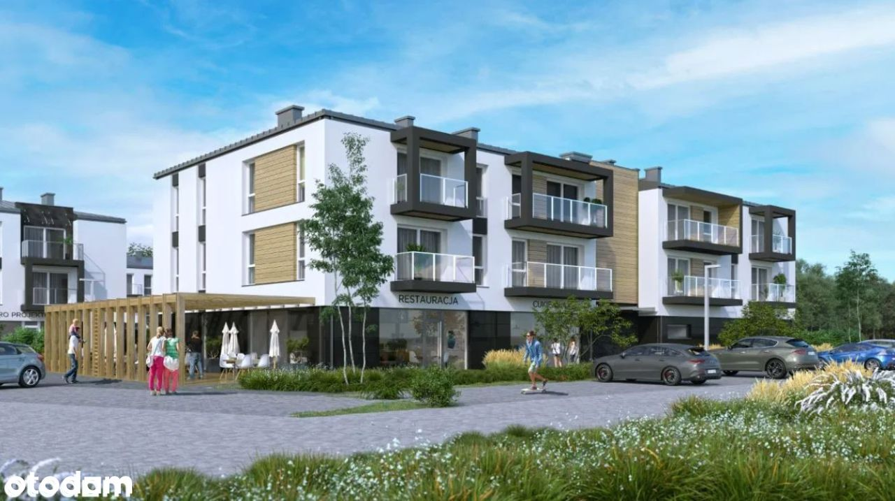 Nowy Jarocin II | nowe mieszkanie 60 m2 | B14