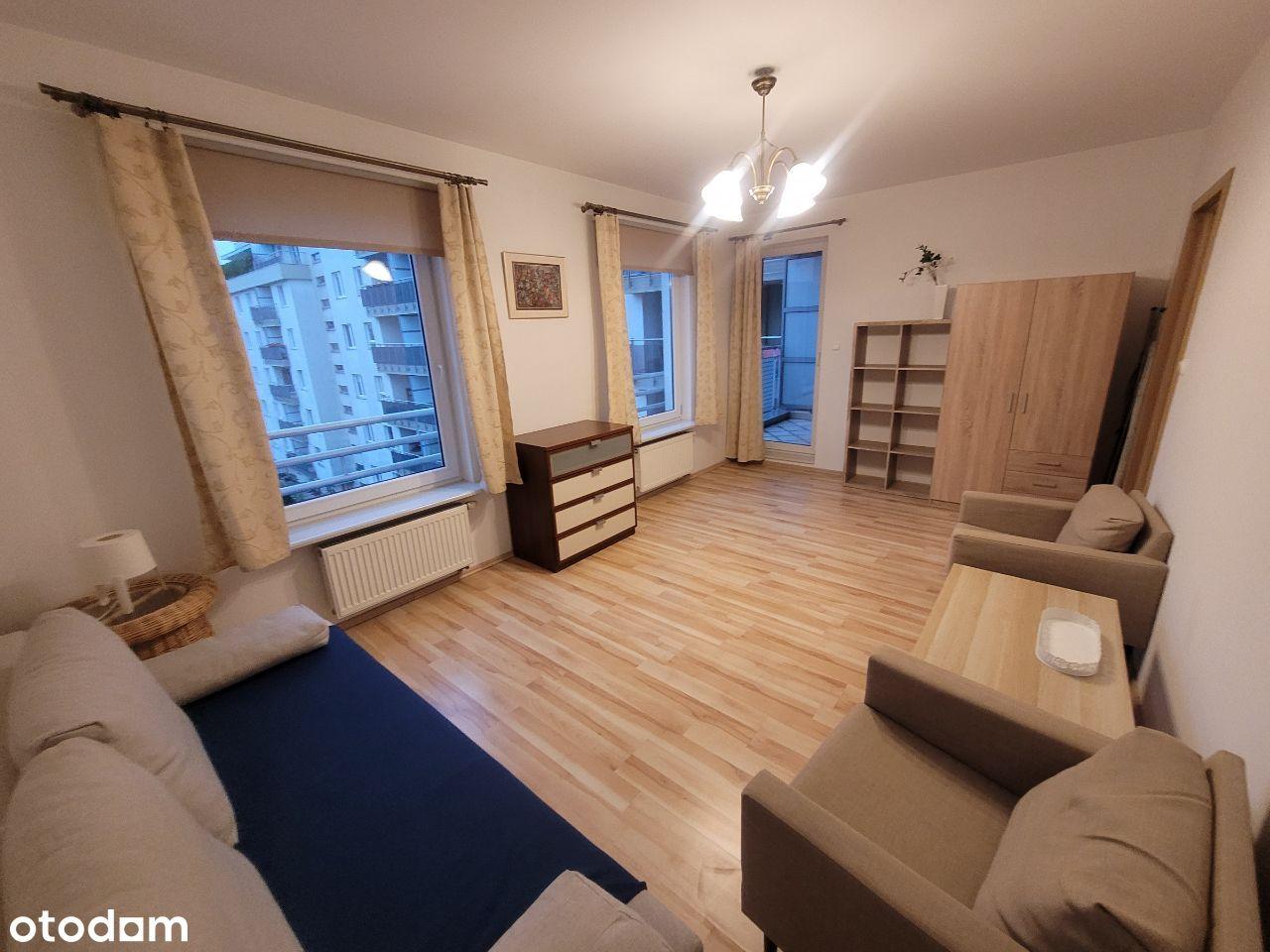 Atrakcyjne mieszkanie w bliskiej części Gocławia