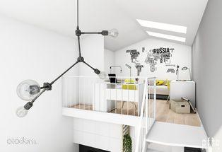 Nadolnik Compact Apartments-apartament z antresolą