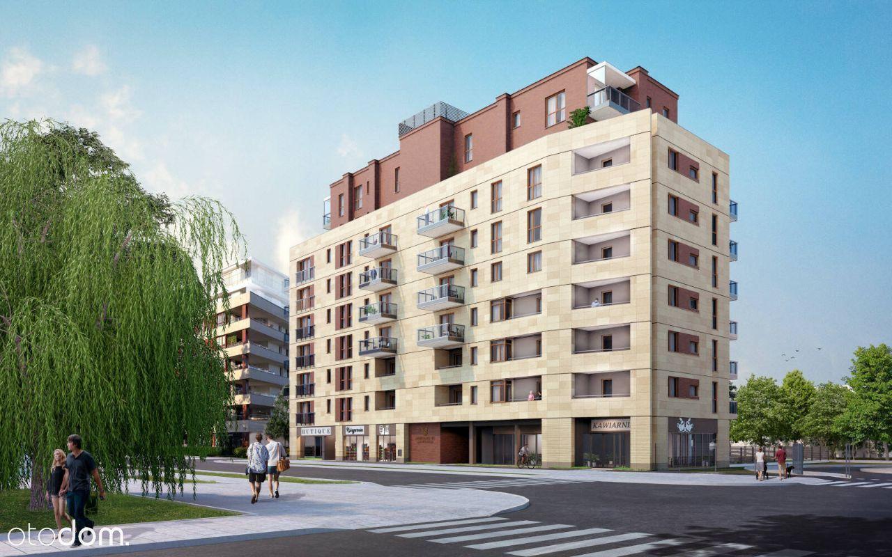 Nowe mieszkanie, Apartamenty nad Potokiem M36