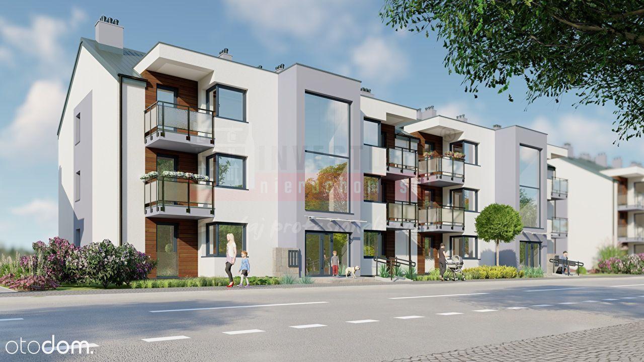 Mieszkanie, 60,86 m², Gogolin