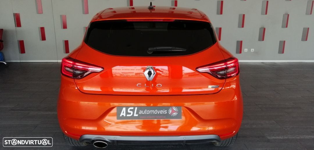 Renault Clio 1.0 TCe RS Line - 8
