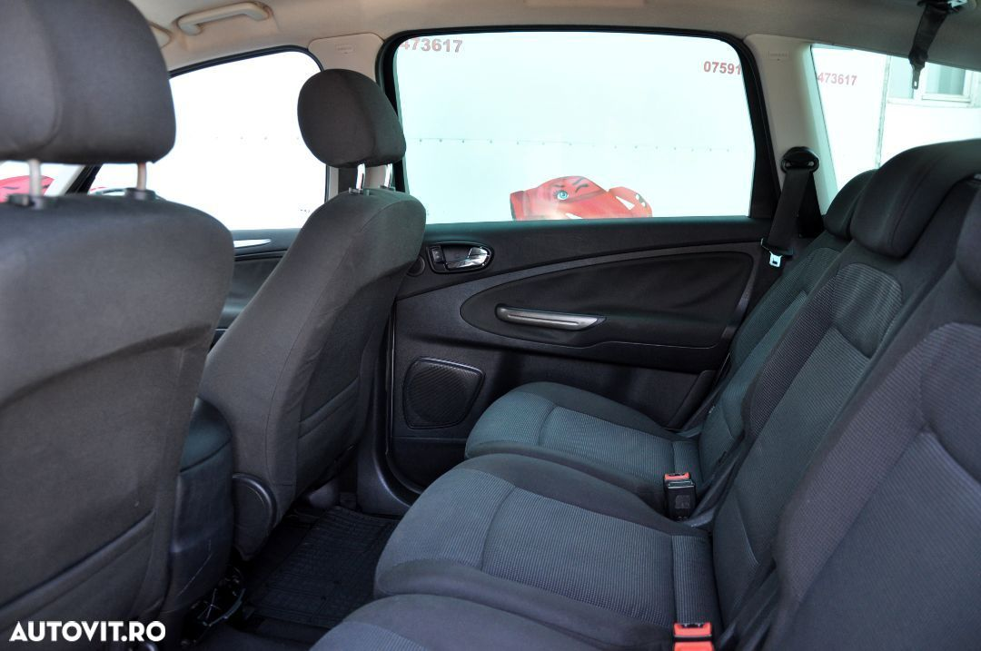Ford S-Max 1.8 - 6