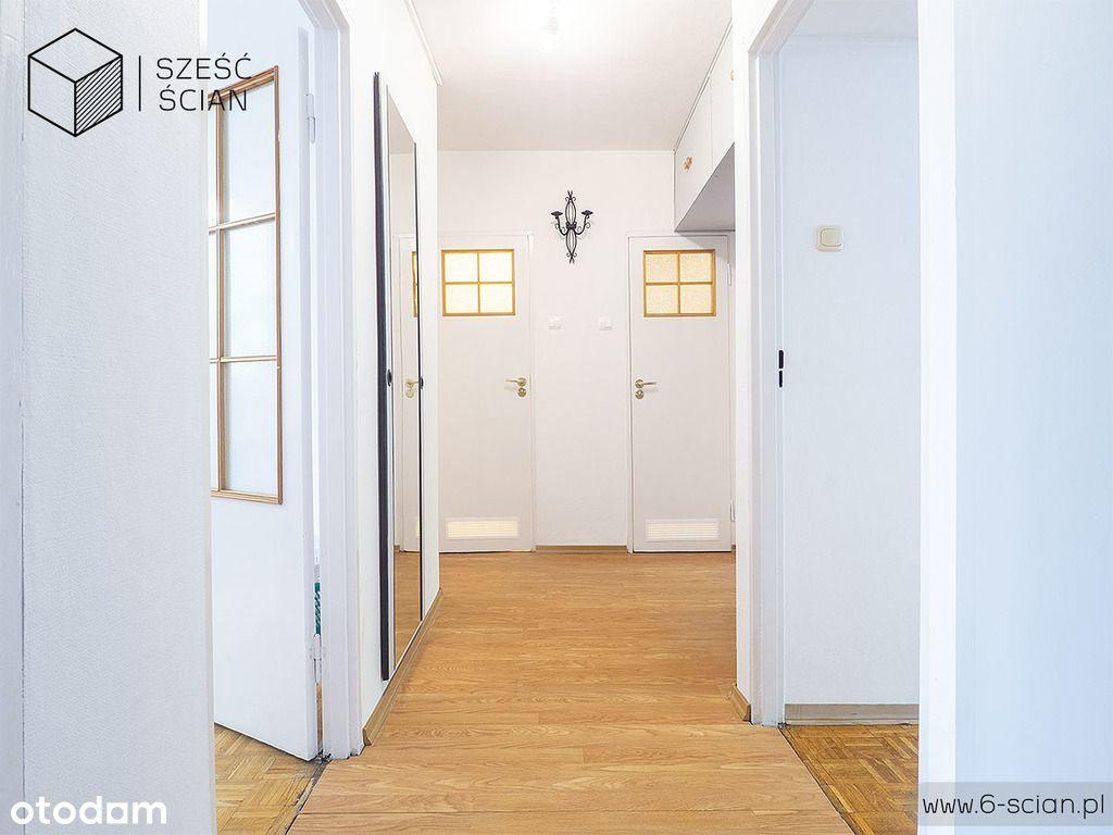 Mieszkanie 4-pok + kuchnia | Rozkład | Legnicka