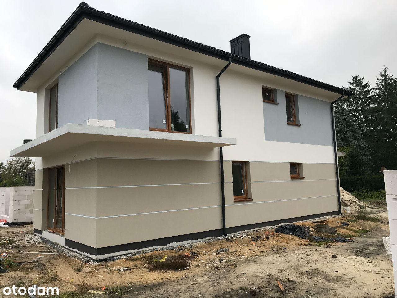 Sprzedam nowy dom 120 m2 Łódź wschód Gałków Duży