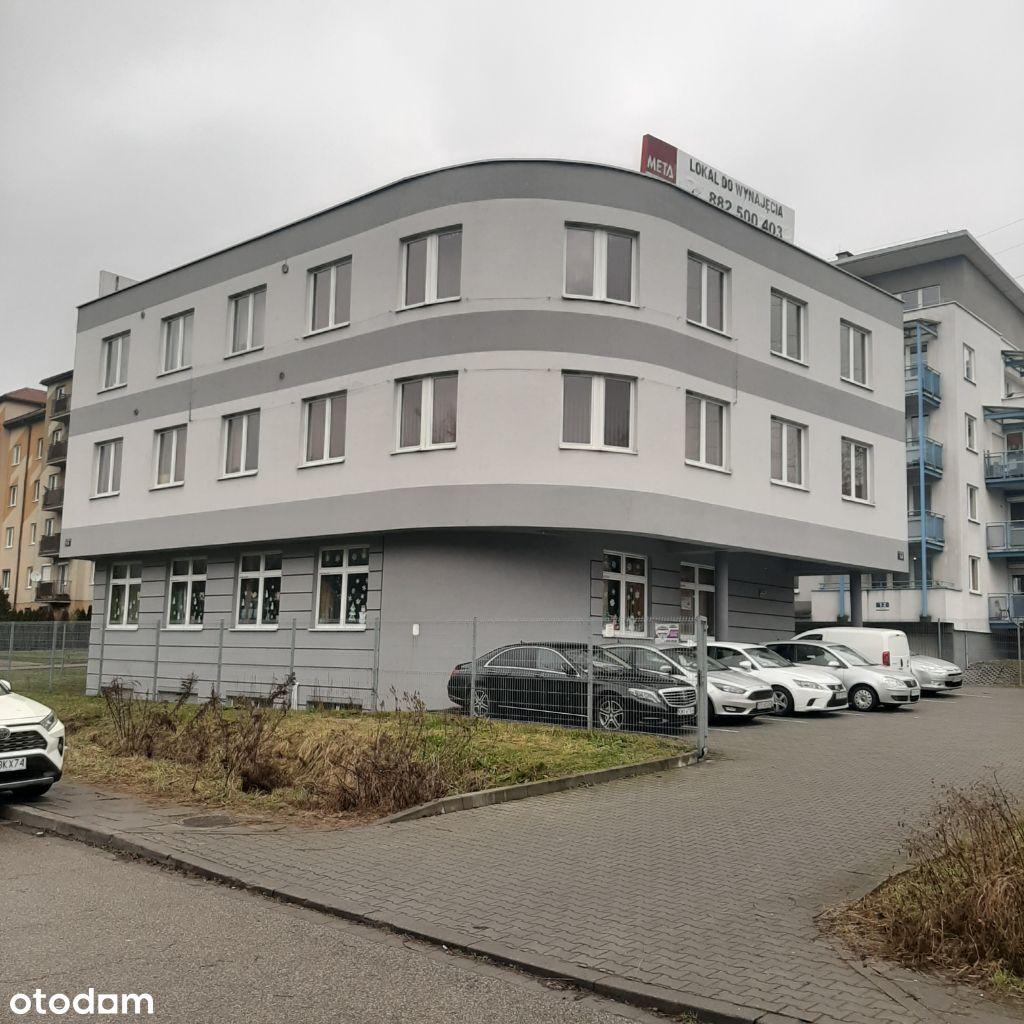 Lokal biurowy 135 mkw klimatyzowany