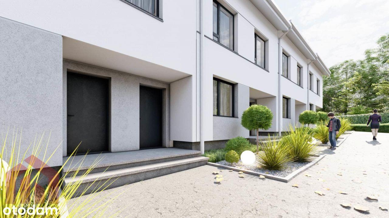 Mieszkanie na parterze z tarasem 3 Pokoje Słocina