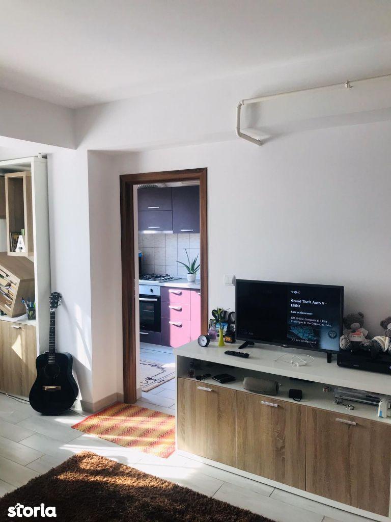Apartament 1 camera, Tudor Bloc Nou, 28mp