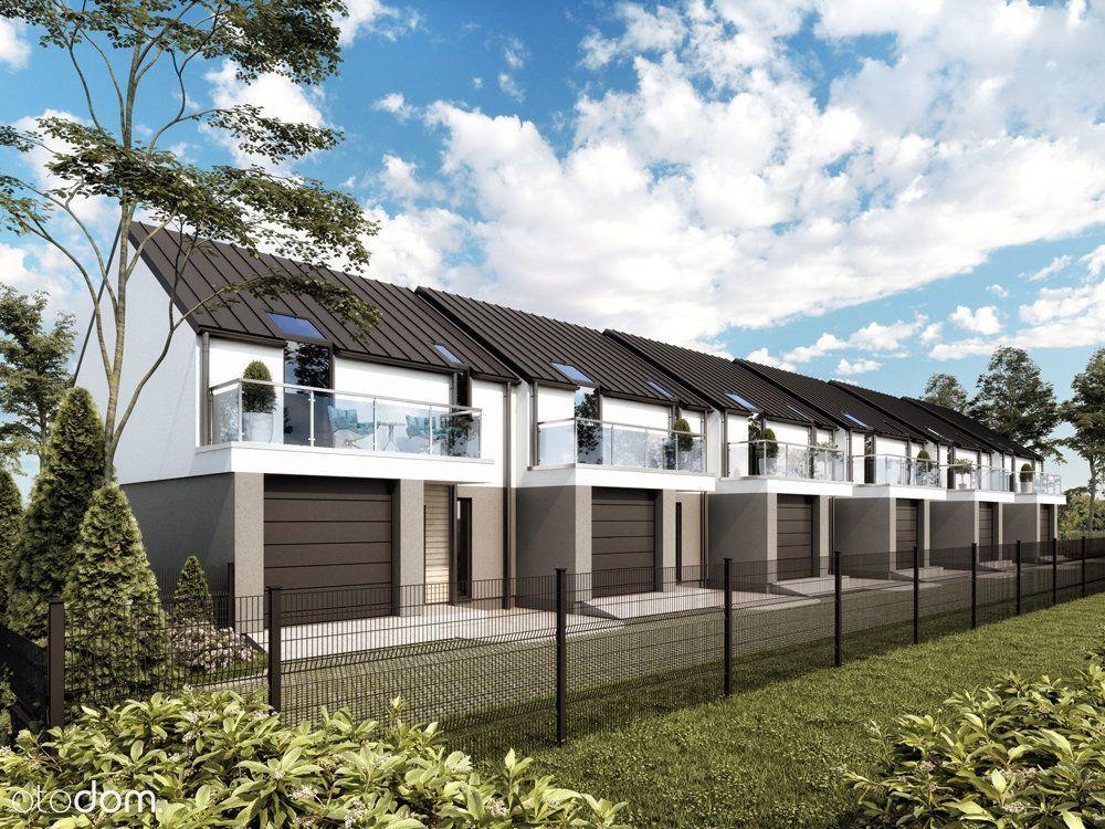 NOWA INWESTYCJA! Segment środkowy+garaż i ogródek