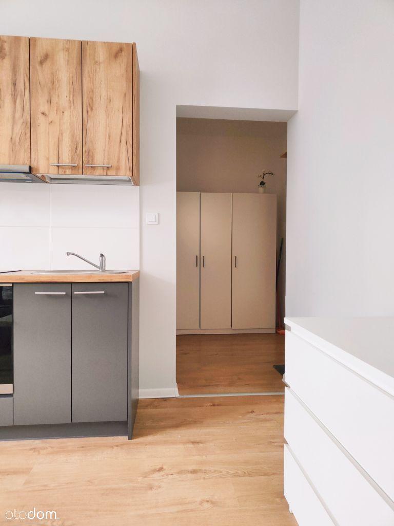 Gotowe mieszkanie - 2 pokoje, Centralne ogrzewanie