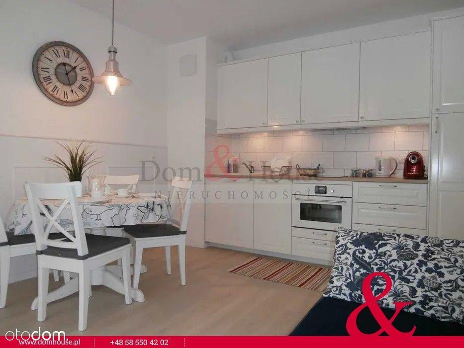 Nowy 2 pokojowy apartament, Gdynia Silver House