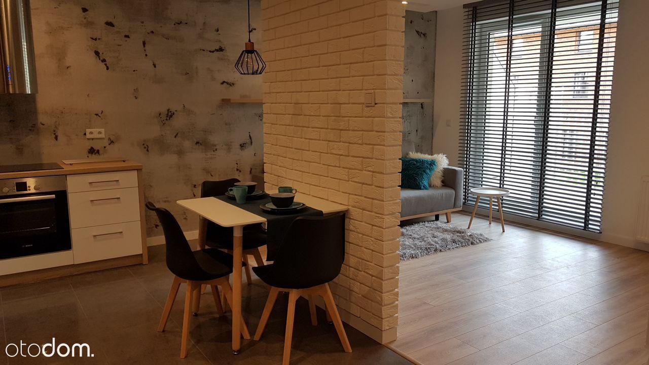 Stylowy apartament w Tobaco Park- bezpośrednio