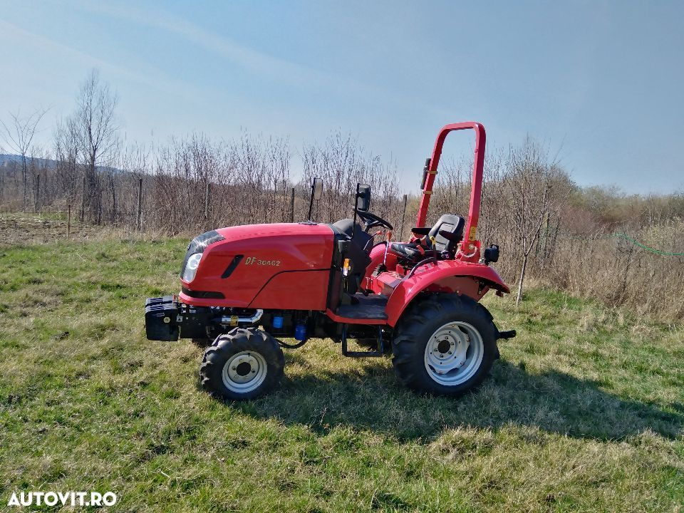 TRACTOR DONG FENG 304 G2 - 1
